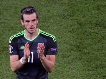 Gareth Bale ante Portugal
