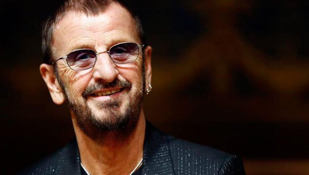 El batería de 'The Beatles' Ringo Starr