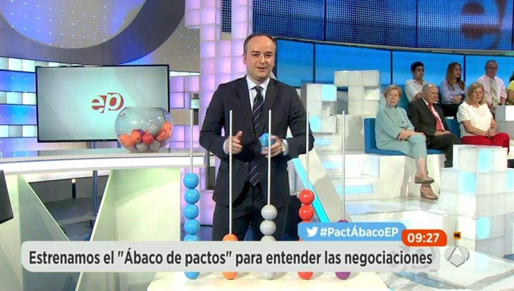 """Frame 11.842477 de: """"Yo creo que Rajoy tiene en la cabeza más la gobernabilidad que la investidura"""""""