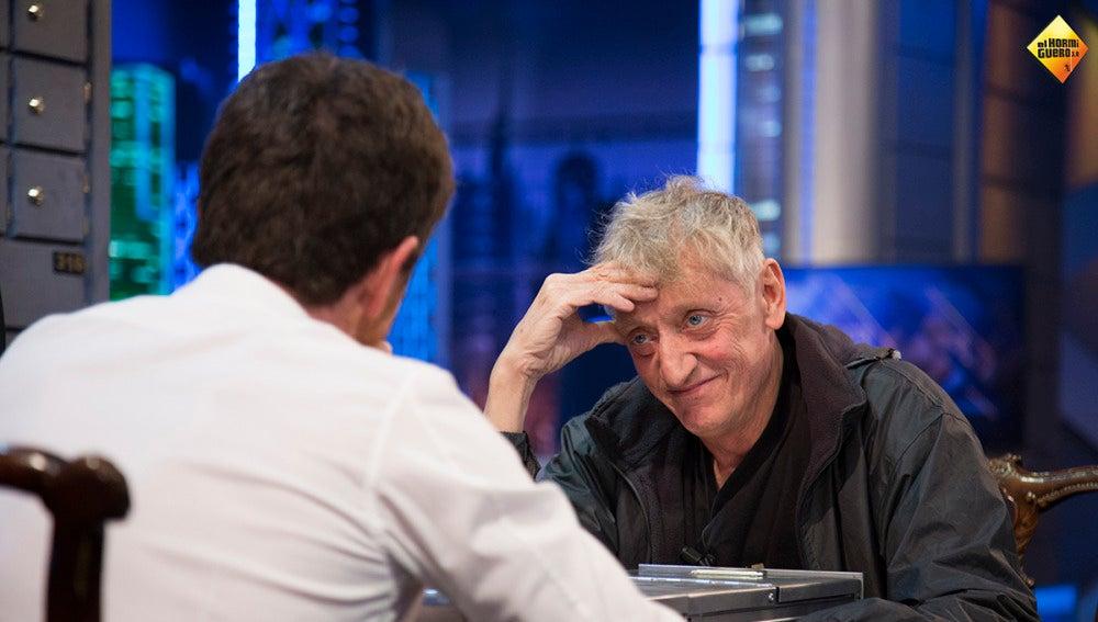 Pablo Motos se enfrenta a Enrique San Francisco en el juego de las cajas