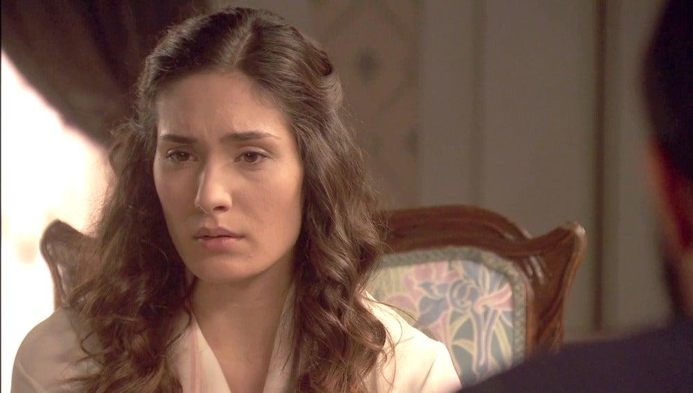 Camila, obligada a acusar a Hernando