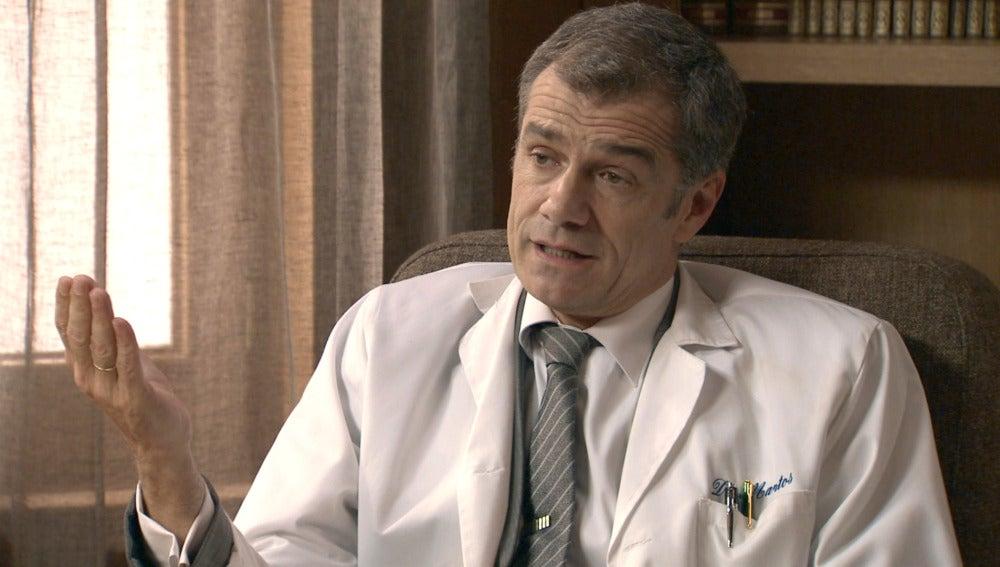 Martos no se da por vencido tras la operación de corazón