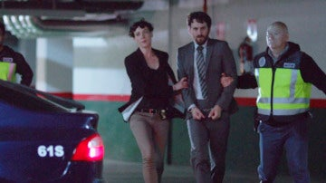 Eduardo y Patricia son detenidos