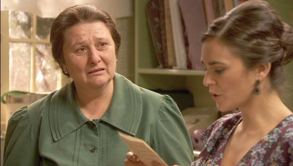Rosario recibirá una nueva carta de Mariana