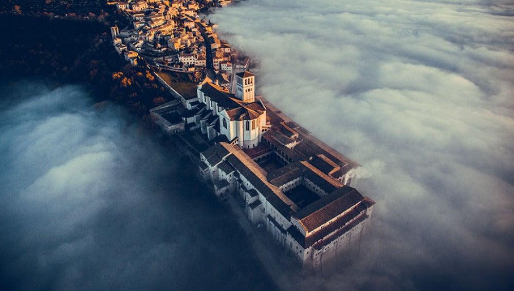 Nº 1: Basílica de San Francisco de Asís, Umbría, Italia.