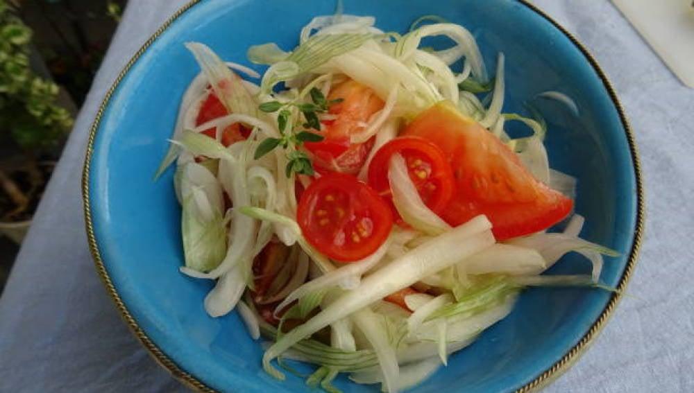 Es época de ensaladas: Aprende dos trucos sencillos para que te quede súper rica