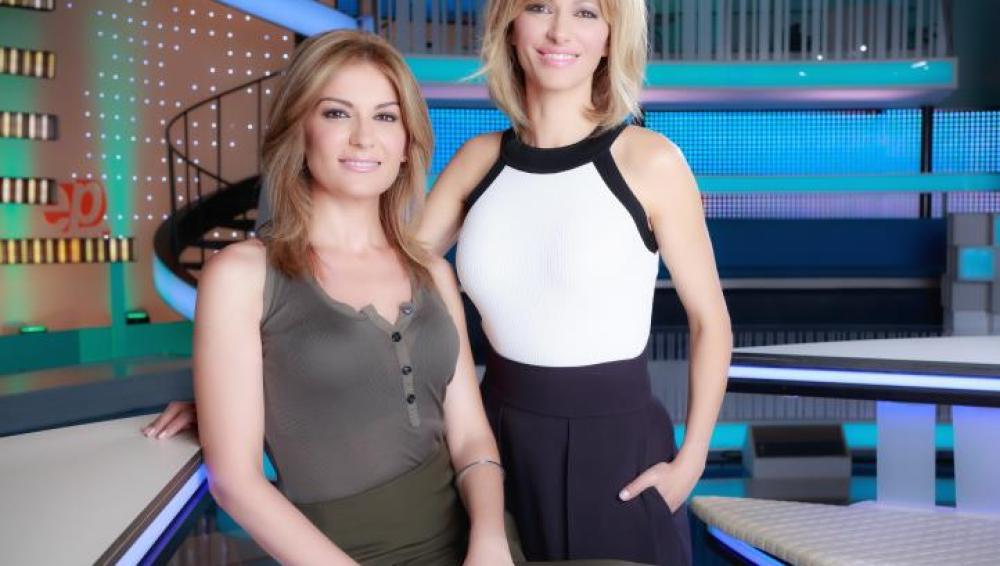 Objetivo tv antena 3 tv susanna griso cede el testigo a for Espejo publico verano