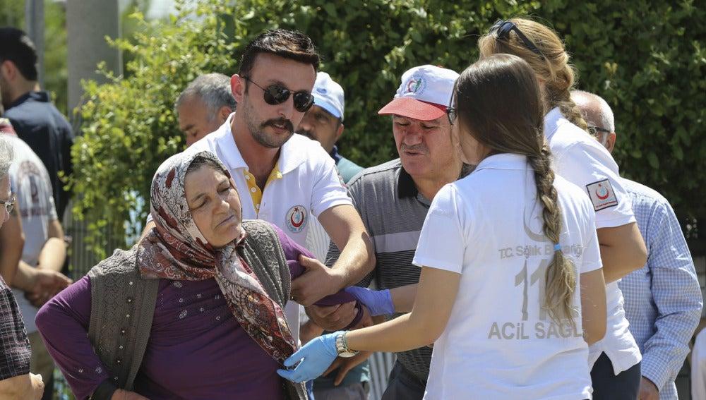 Operaciones de registros y detenciones en Ankara