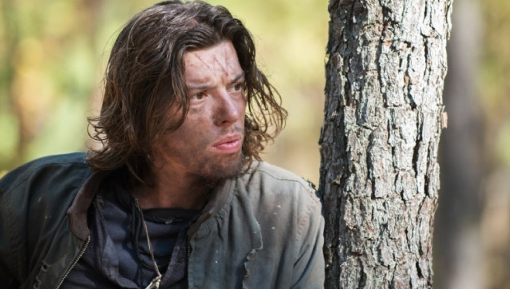 Benedict Samuel en 'The Walking Dead'
