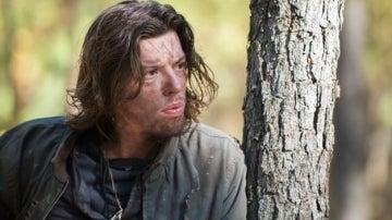 Benedict Samuel en 'The Walking Dead'