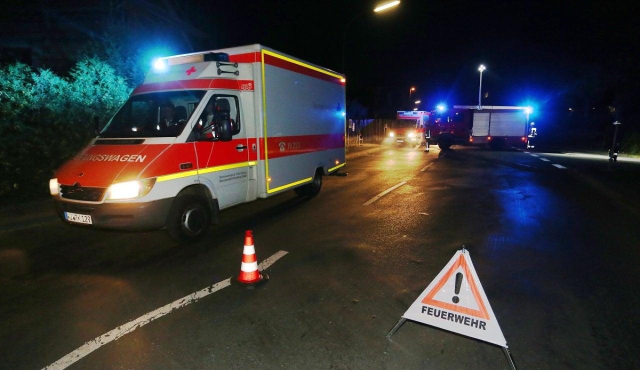 Vehículos de emergencia de Alemania