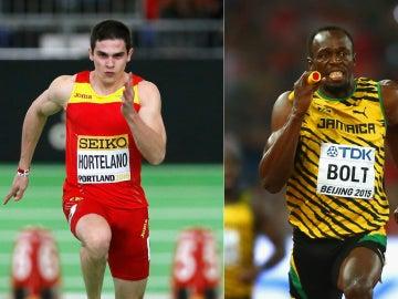 Hortelano vs. Bolt, duelo de quilates en la Diamond League