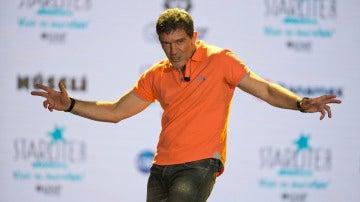 El actor Antonio Banderas