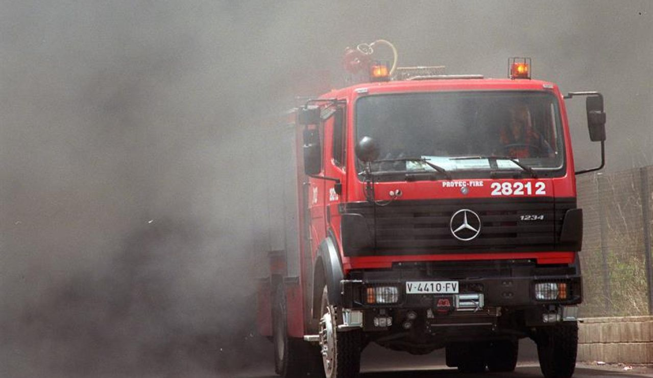 Coche de bomberos