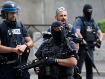 Operación antiterrorista en Argenteuil