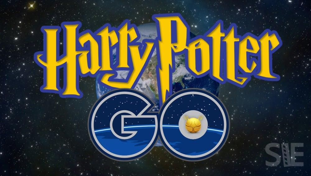 Imaginamos 'Harry Potter GO'