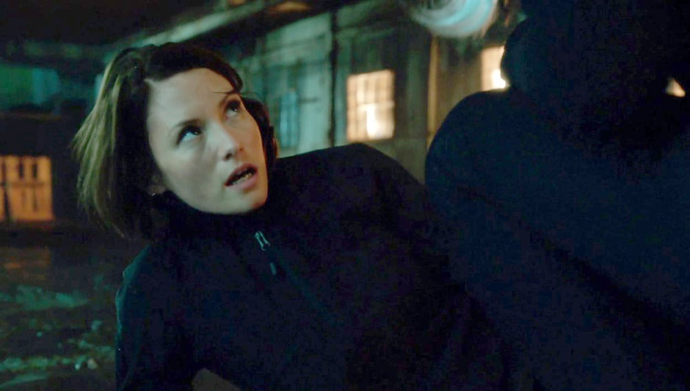 Alex, secuestrada por Astra