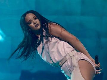 Rihanna en Estocolmo