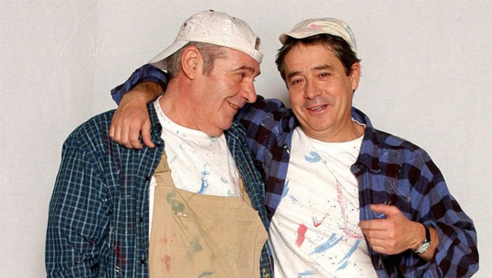 Manolo y Benito en 'Manos a la obra'