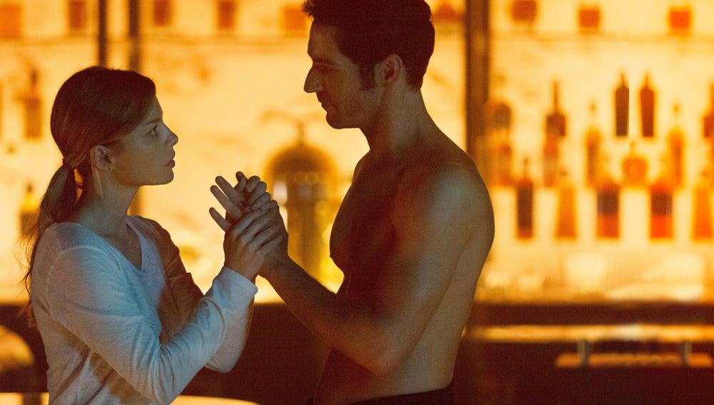 Lucifer y Chloe, cada vez más cerca