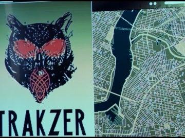 aplicación Trakzer