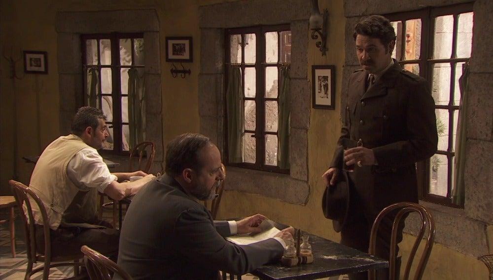 El intendente y Raimundo
