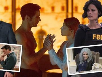El desnudo integral de Lucifer y los nuevos villanos de 'Supergirl', entre lo mejor de la semana en Antena 3