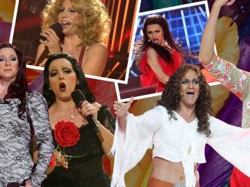 Las actuaciones más folclóricas de 'Tu cara me suena'