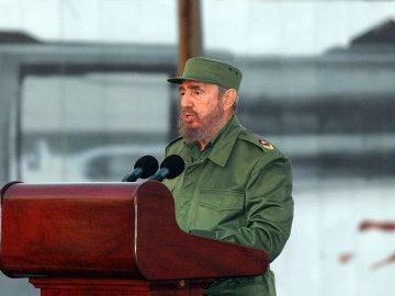 Fidel Castro en La Habana