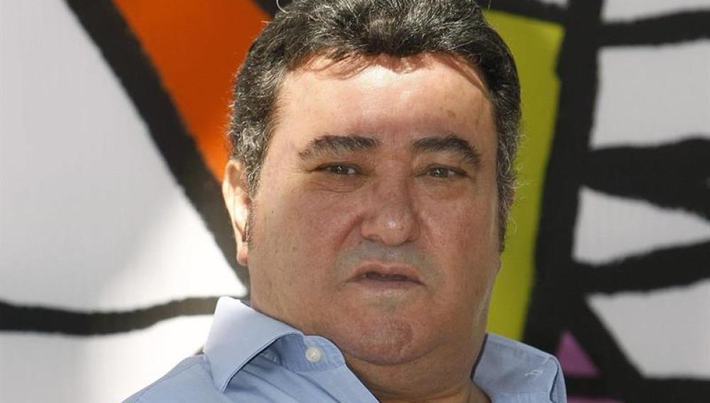 El cantaor flamenco José Menese.