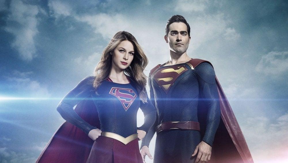 Superman aparecerá junto a su prima Supergirl