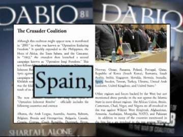 Frame 58.955651 de: Daesh busca traductores de castellano para amenazar a España