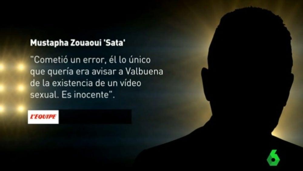 Karim Benzema, exculpado del caso Vabuena