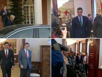 """Frame 0.0 de: Rajoy: """"Si Sánchez se mantiene en el 'no' volveremos a repetir las elecciones"""""""