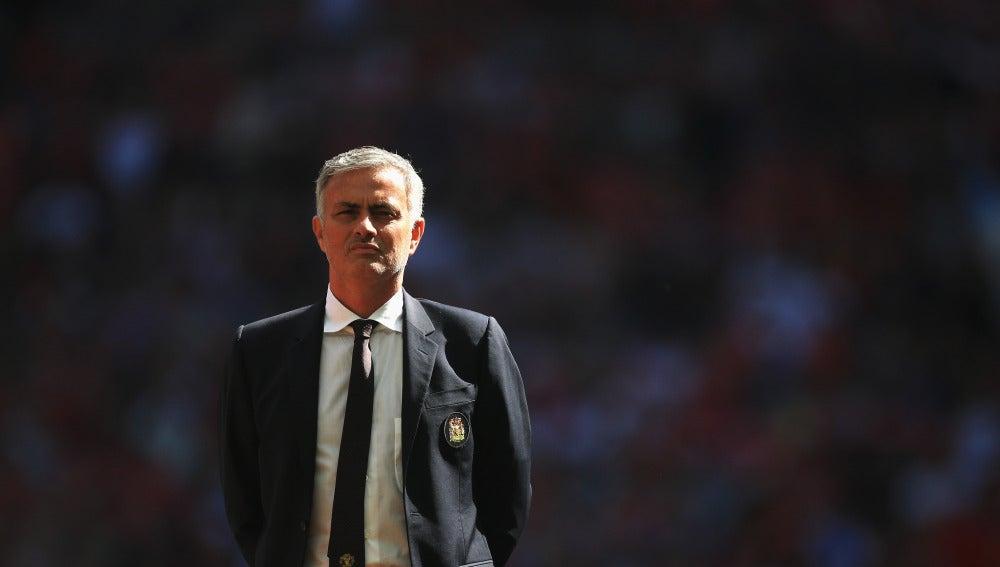 Mourinho, satisfecho con el regreso de Pogba