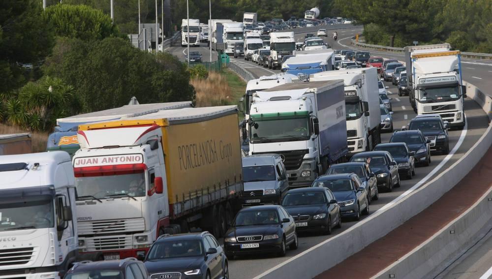 Mueren 8 personas en accidentes de tráfico durante el fin de semana
