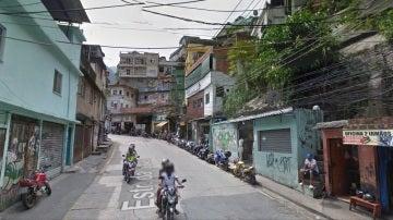 La favela Rocinha, en Río de Janeiro