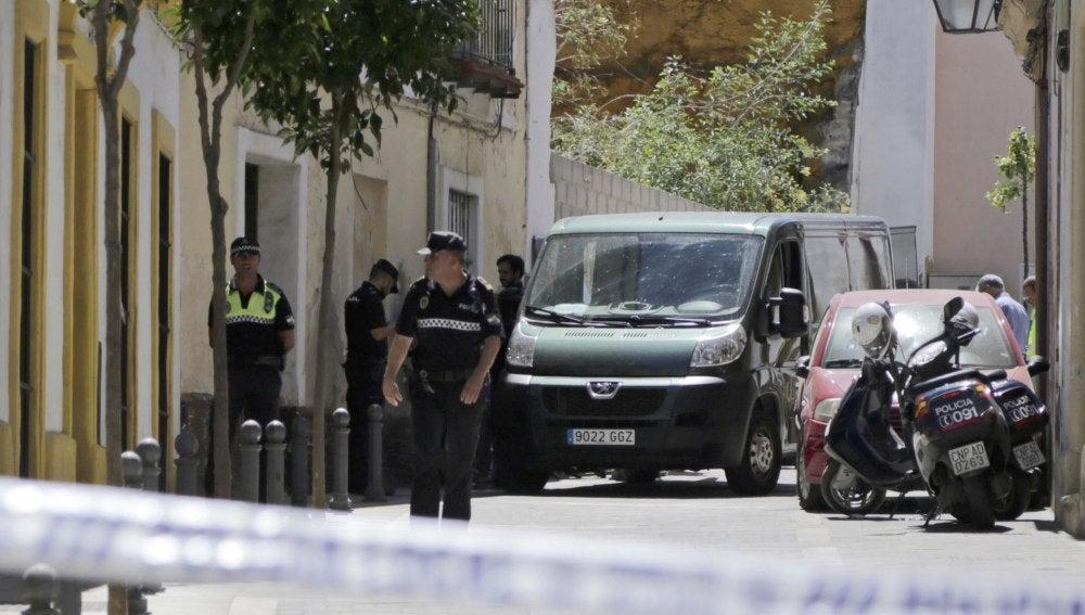 Una mujer muere en Jerez tras el tiroteo del viernes