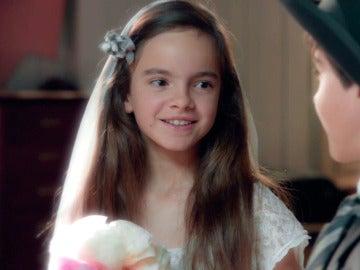 Ana y Alberto se juraron amor eterno de pequeños