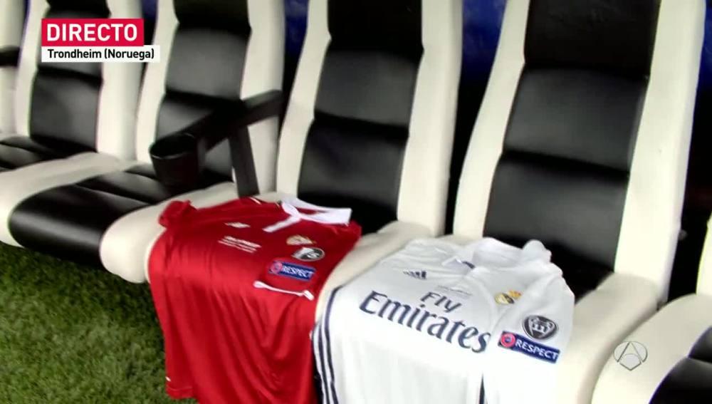 Estas son las camisetas de la Supercopa de Europa