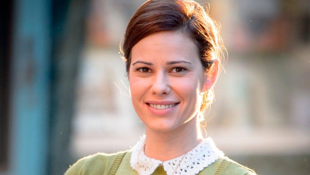 Nani Jiménez es Isabel Hernández en 'Amar es para siempre'