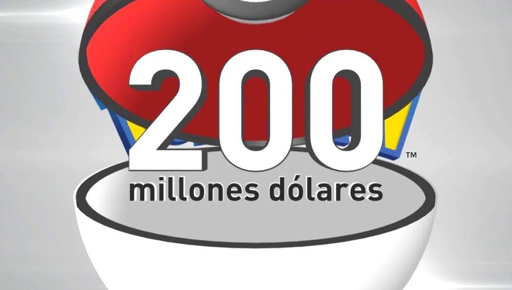 Frame 16.73962 de: Pokemon Go recauda 200 millones de dólares en un mes