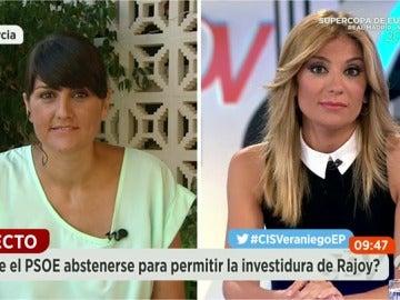 Frame 643.450911 de: María González PSOE-M EP