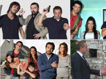 Siete cabeceras de series de la década de los 2000