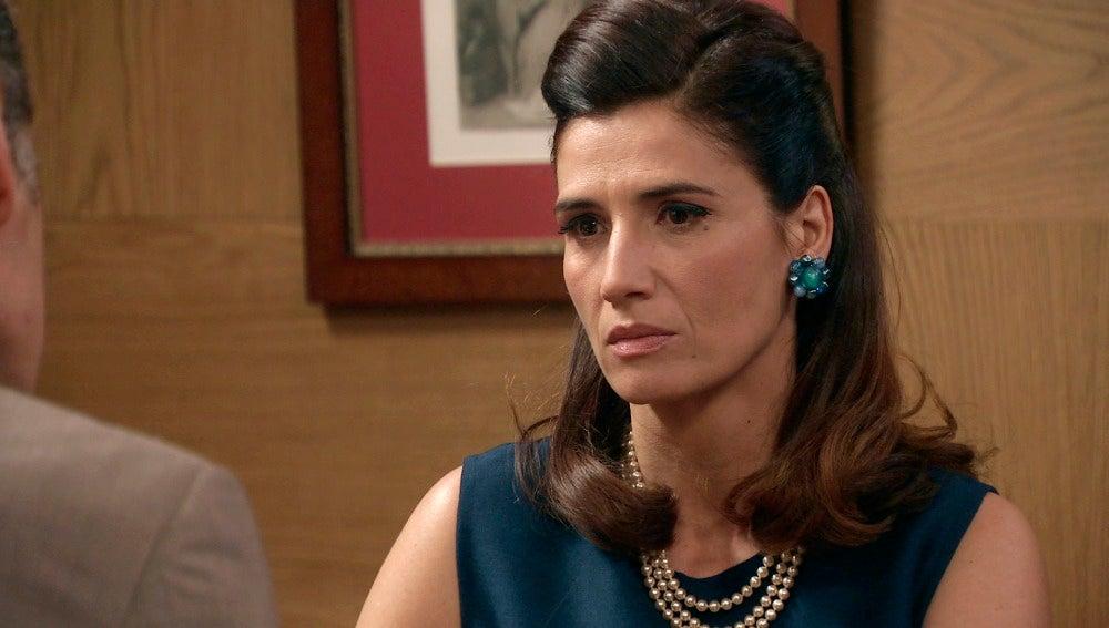 ¿Qué harán a Adela las pastillas que le ha dado   Martos?