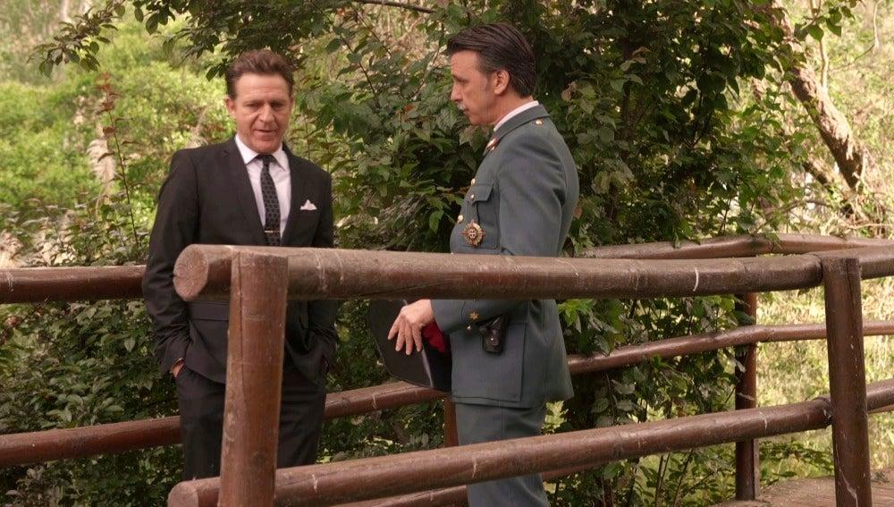 Tomás y Víctor tienden una trampa a Velarde