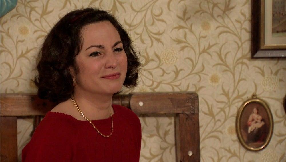 """Maruxa:""""Si no doy mi casa al usurero matan a Juan"""""""