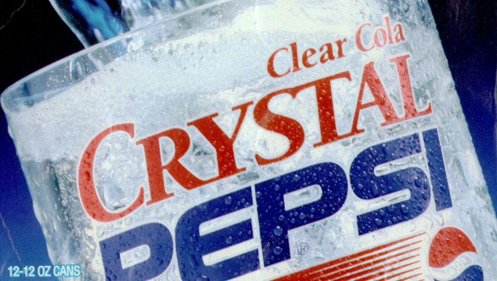 Crystal Pepsi, te disfrutamos tan poco...