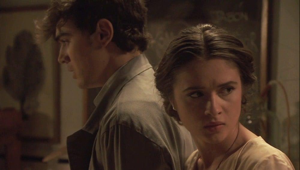 Beatriz atacada por Elías