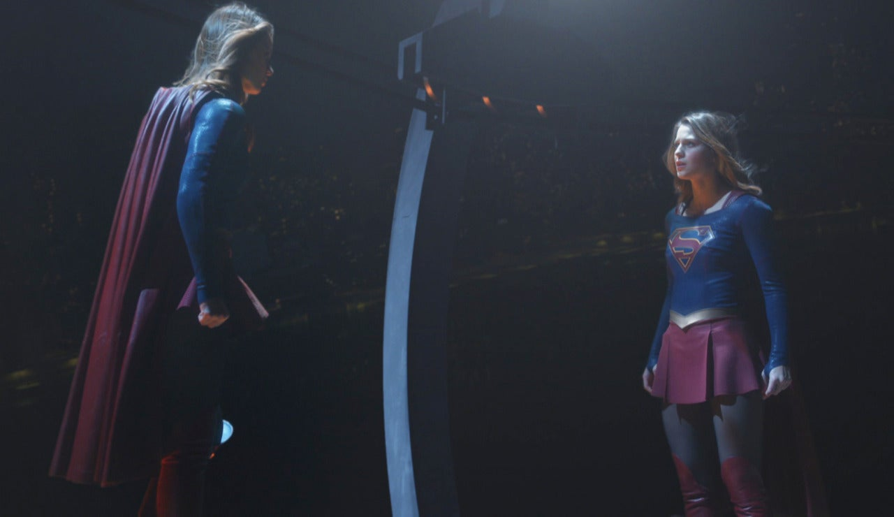 "Supergirl vs ""New"" Supergirl"